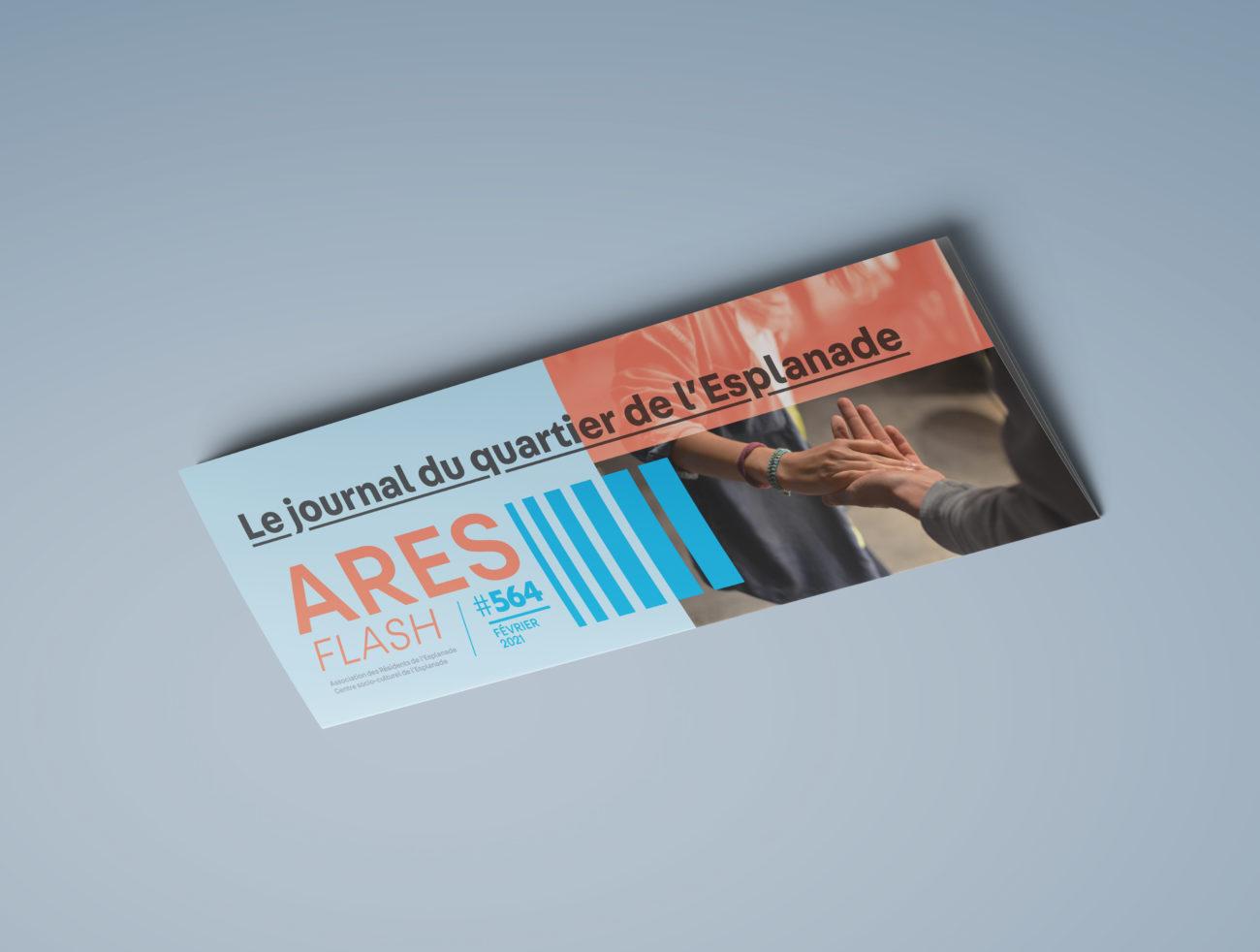 Slogan ARES 01